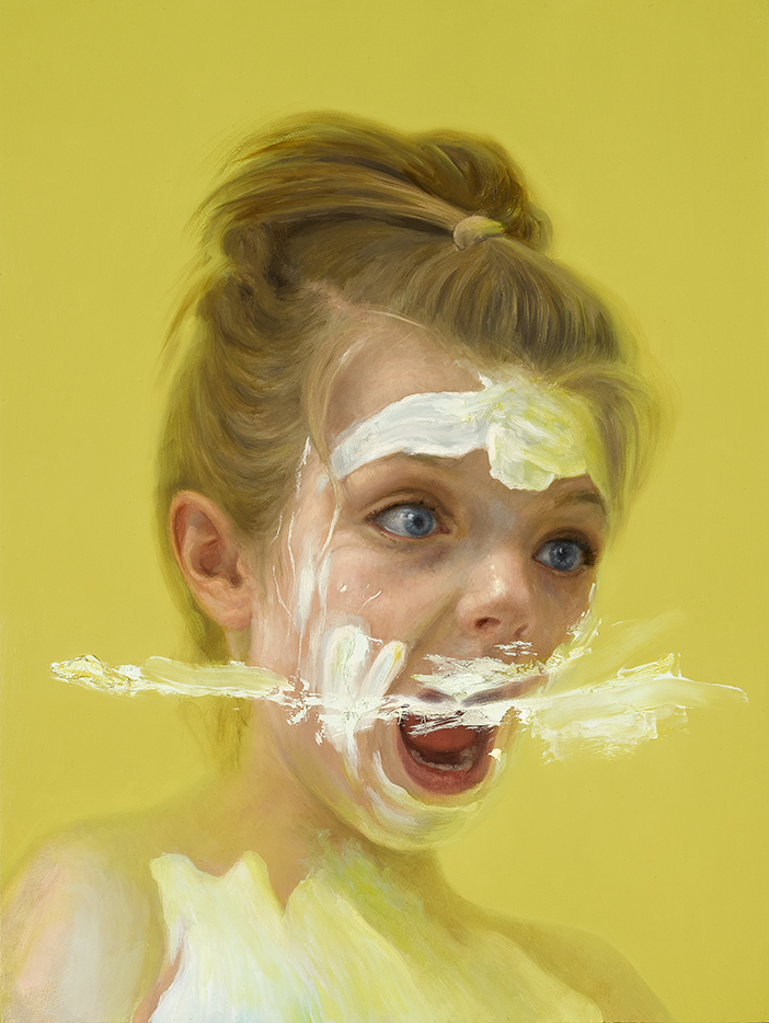 Yellow Portrait no.2